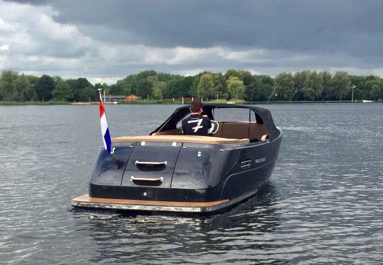 Primeur 710 tender by Verschuur watersport
