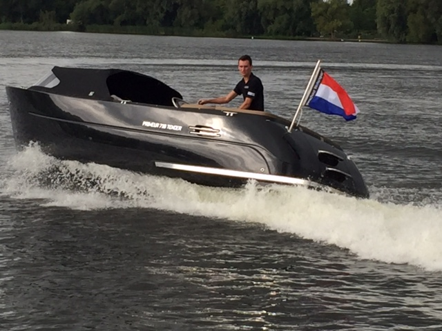 primeur 710 tender, Verschuur Watersport