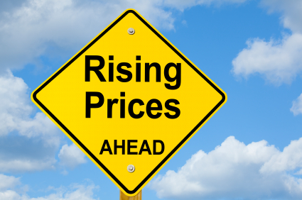 rising prices